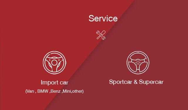 Porsche Thailand Service